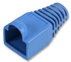 PRO POWER SH001 6.5 BLUE  Strain Relief Boot 6.5Mm Blue 10/Pk